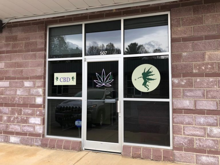 Storefront of Hemp Magik
